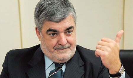 Diputado Nacional, Mario Das Neves.